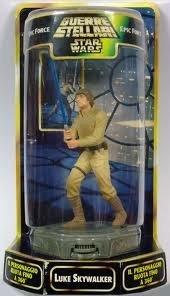 Star Wars Epic Force Figure vector spin Luke Skywalker (japan import) image