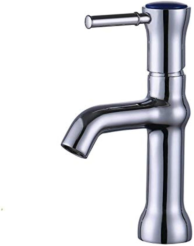 Wasserhhne Waschtischarmaturen Kupfer Chrom Heien Und Kalten Waschbecken Wasserhahn Bad Aufzug Waschbecken Wasserhahn