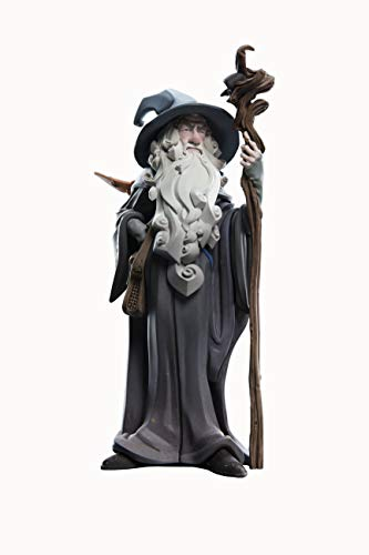 Weta Collectibles- Mini Epics Gris Figura Coleccionable Gandalf, El Señor de los Anillos, Multicolor (Weta Workshop 865002614WETA)