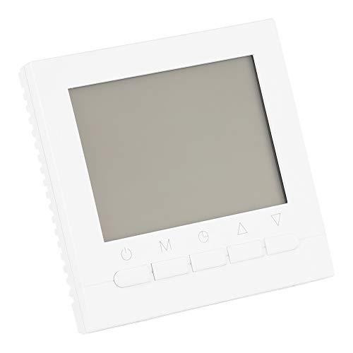Termostato de calefacción Termostato digital Termostato inteligente Termostato programable de alta eficiencia Termostato electrónico Termostato inalámbrico para oficina en casa
