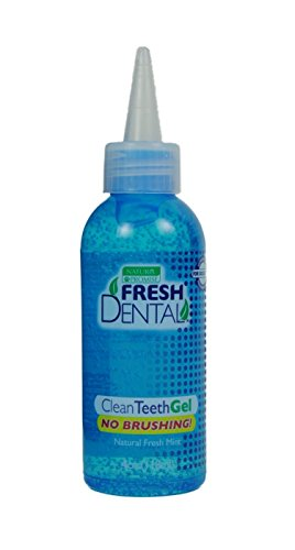 Naturel Promise Fresh Dental Clean Gel for Dogs/Cats 4Ounce