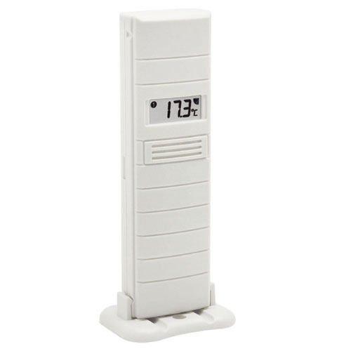 Technoline Proficell TX 35 DTH-IT Sender Außensender (weiß mit Batterien)