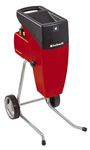 Einhell 3430620 Biotrituradora eléctrica silenciosa, 2000 W, 220 V
