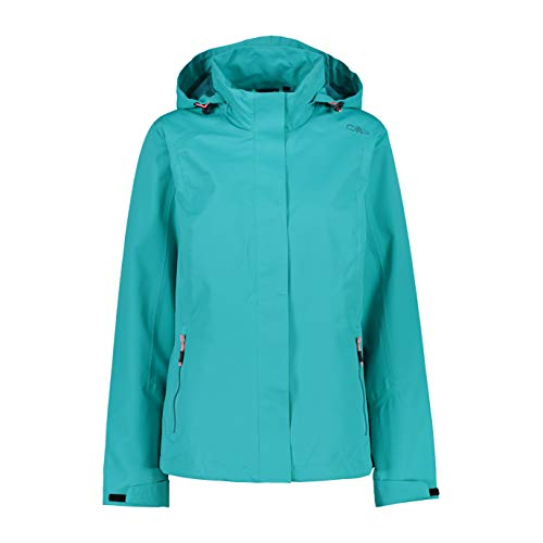 CMP Damen Clima Protect Outdoor Jacket Jacke, Ceramic, D42