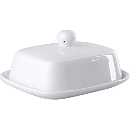 Mantequillera,Butter Dish with Lid,Contenedor Grande Para