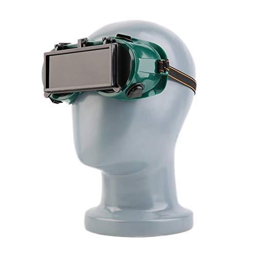 Casco de soldador Gafas de soldar Gafas de soldadura Cortar la soldadura de molienda con gafas de flip hacia arriba Soldador Trabajo Trabajo Seguridad Protección de gafas Protección de gafas