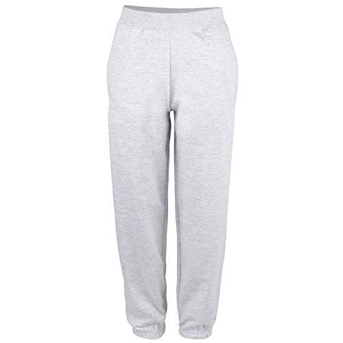 Fast Fashion joggingbroek voor heren, met zijzakken, elastische tailleband volledige lengte