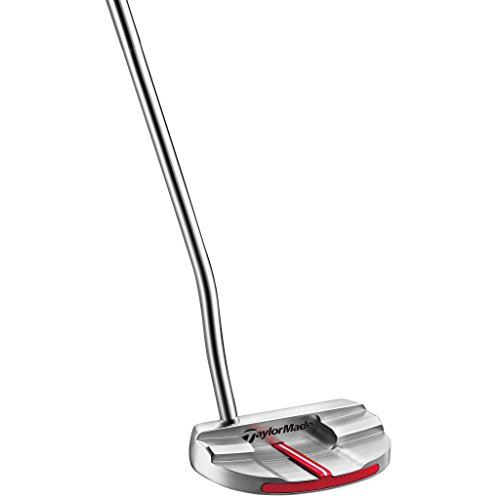 TaylorMade Big Red Monte Carlo Super Stroke Putter