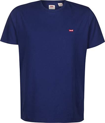 Levi's Herren SS Original HM Tee T-Shirt, Blau (Ueprint), XX-Large