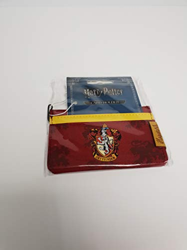 Harry Potter Harry Potter ID Card Holder Funda de carné 13 Centimeters Rojo (Red)