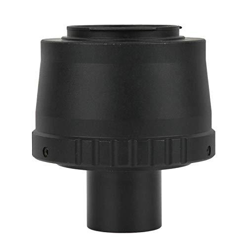 DAUERHAFT Adaptador de Ocular de Metal de 0,965 Pulgadas Montaje en T de Metal para N1 Mount Mirrorless