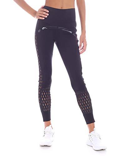 adidas by Stella McCartney Damen Tights Training Believe schwarz (200) M