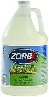 ZORBX Unscented Multipurpose Odor Remover –Safe for All, Even Children, No Harsh Chemicals, Perfumes or Fragrances, Stronger and Safer Odor Remover Works Instantly (1 Gal)