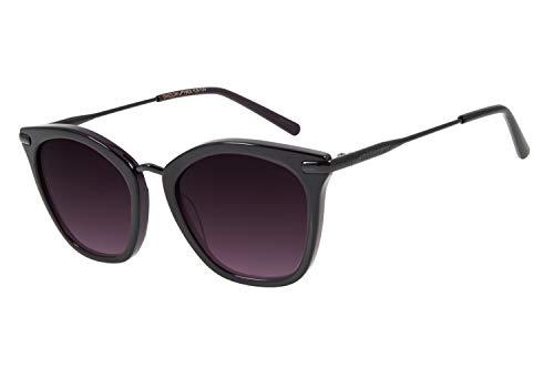 Óculos de Sol Feminino CHILLI BEANS Quadrado Classic Roxo, OCCL2992 2014, Único