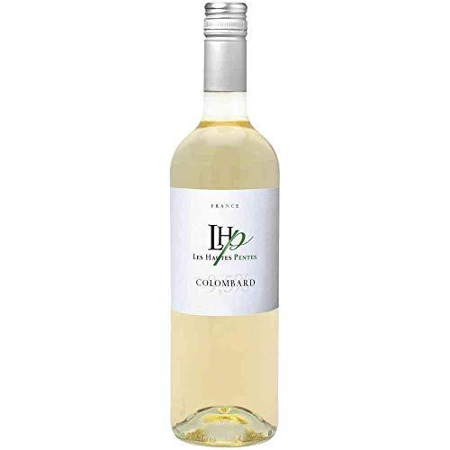 Les Hautes Pentes 2019 Colombard, vin de France Weißwein Vegan halbtrocken Producteurs Reunis Languedoc-Roussillon Frankreich 750ml-Fl