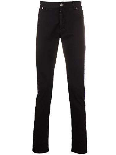 Luxury Fashion | Balmain Heren TH05591Z609EAG Zwart Katoen Broeken | Lente-zomer 20