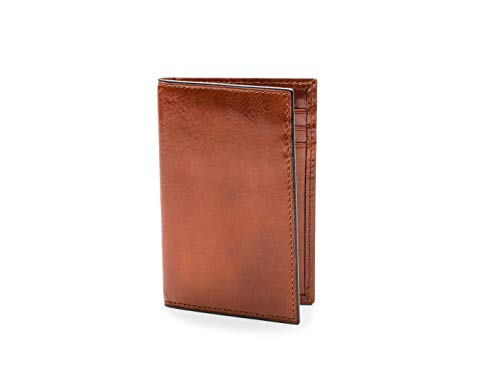 Bosca Old Leather Collection - 8 Pocket Credit Card Case...
