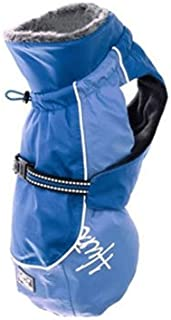 Hurtta Pet Collection 22-Inch Winter Jacket, Blue