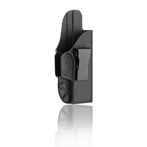 CYTAC Inside Waistband IWB Concealed Carry Gun Holster | Fits Springfield XDS | I-Mini Guard Series