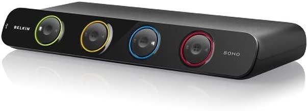 Belkin SOHO 4-Port KVM Switch (BLKF1DS104L)