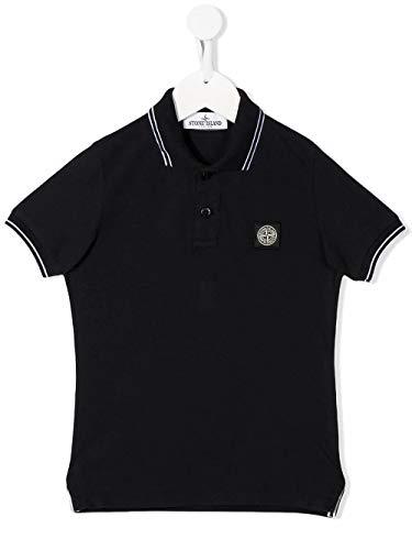 Stone Island Luxury Fashion Junge 721621348V0020 Blau Baumwolle Poloshirt | Frühling Sommer 20