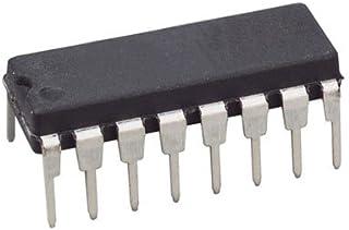 Major Brands 74LS138 3-to-8 Decoder/Demultiplexer, Dip 16, 21ns, 32mW (Pack of 10)