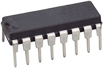 Major Brands CD4051 ICS and Semiconductors, Single 8 Channel Analog Multiplexer (Pack of 15)