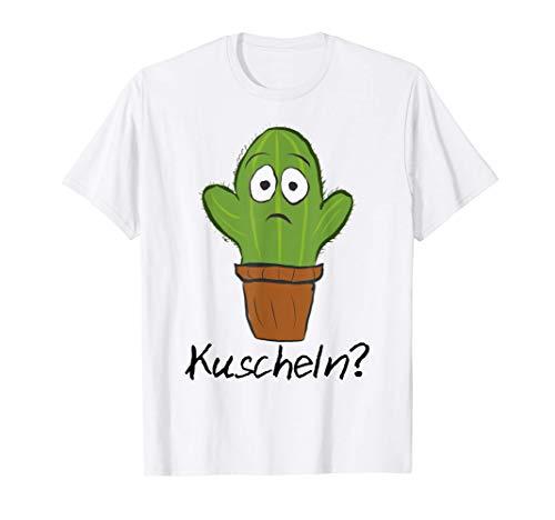 Kaktus zum Kuscheln - Lustiger süßer Kaktus zum kuscheln T-Shirt