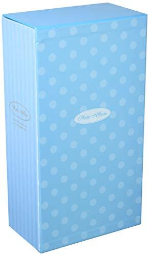 ナカバヤシ ファイル ポケットアルバム 504枚 ブルー ア-PL-504-1-B