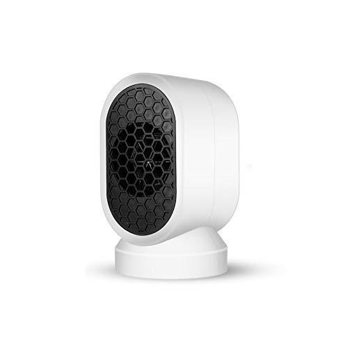 GR-Furniture Mini USB Home Fan-Heizgerät Niedriger Noise Home Schlafsaal Desktop Kühler ABS Tragbare Erwärmung Heizung for Schlafzimmer und Wohnzimmer