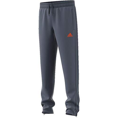 adidas Kinder Condivo 18 Polyester Pant Trainingshose, Onix/Orange, 164