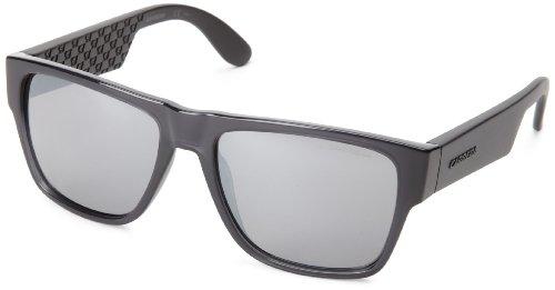 Carrera 5002 JI B7V Gafas de sol, Gris (Dark Grey Matte Anthracite/Grey Silver Fluorescent), 55 Unisex Adulto
