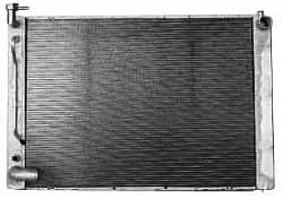 TYC 2689 Lexus RX330 1-Row All Aluminum Replacement Radiator