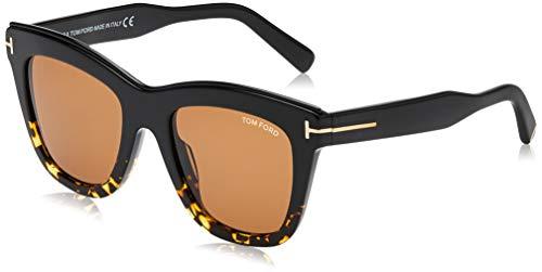 Sunglasses Tom Ford FT 0685 Julie 05E black/other/brown