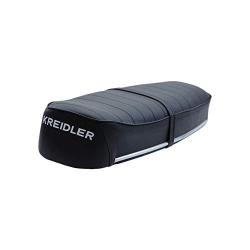 Kreidler Florett RS Mokick Sitzbank Sitz Sattel schwarz