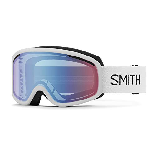 Smith Range Herren Skibrille, White, Medium