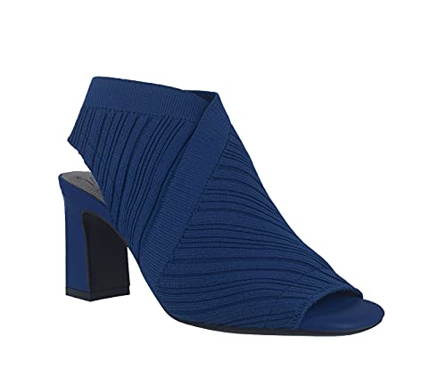 Impo VERDELL Stretch Knit Sandal, Dazzling Blue, 9