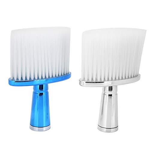 Cepillo para el cuello, portátil, cepillo para el cuello, barbero, cara para el cuello, para uso doméstico, para maquillaje, belleza, para hombre y mujer