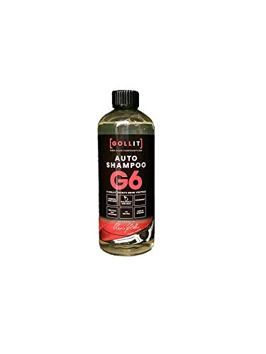 GOLLIT Auto-Shampoo 750ml, Konzentrat, biologisch abbaubar! - MADE IN GERMANY
