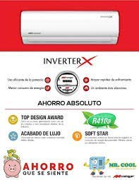 Opiniones y reviews de Minisplit Inverter 2 Toneladas Mirage disponible en línea para comprar. 6