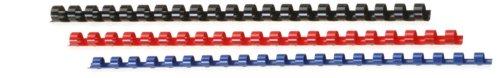 Genie 11099 - Espirales de encuadernación (20 unidades, formato A4, de 8, 10 y 12 mm)