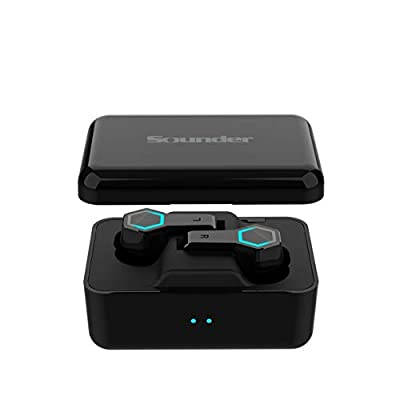 Bathroom Waterproof Bluetooth Speakers with 3 HF Compression Drivers,Outdoor 10W Stereo Wireless Speaker with TF Card USB Audio Built-in Mic Handsfree Calls,Suitable for Shower Hiking Camping-Black from SOUNDER