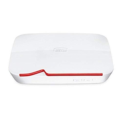 Telecom Italia 768600 Modem Router ADSL Fibra, Bianco