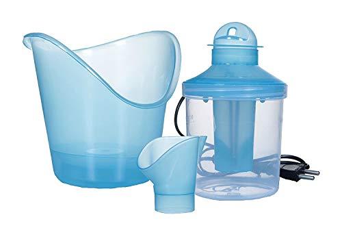 Brahmani Marketing Piropt's Vaporizer machine Facial Steamer, Cough and Cold Steamer, Face massage Steamer (Multi color)
