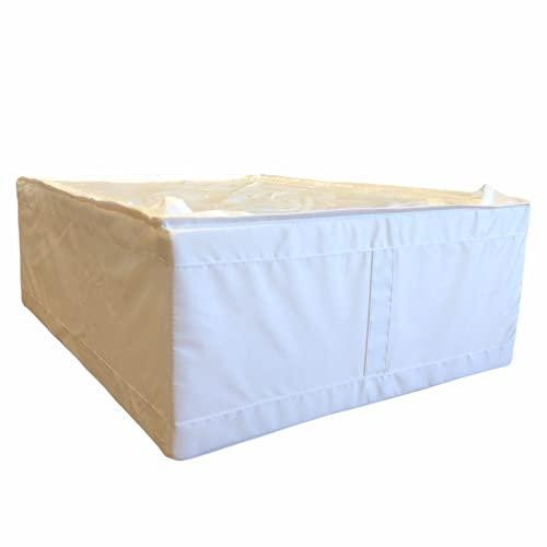 IKEA SKUBB Tasche weiss 44 x 55 x 19 cm Schrankfach Box Aufbewahrung Fach NEU