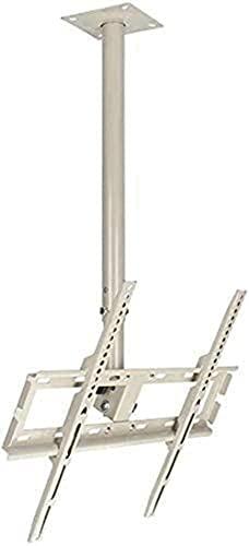 TV Bracket Mount Universal LCD TV Hanger/Ceiling Bracket Rack Ceiling Hanger Telescopic Rotation (Size : 12 32in)