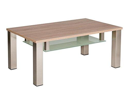 Vierhaus salontafel 4272-ESP in decor eiken ruw gezaagd licht grootte: 105.0x65.0x460cm