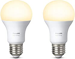 Requiring the Philips Hue Bridge (sold separately) for the full Hue experience, these bulbs fit standard-size floor and table lamps Install the LED light as you would install ordinary bulbs and pair them with the Hue Bridge, which allows you to contr...