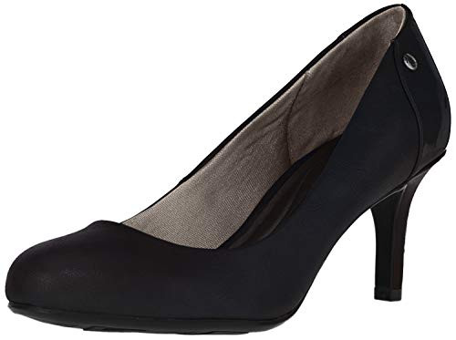 LifeStride Women's Lively Dress Pump,Black 1,10 M US