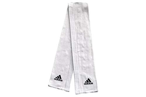 adidas Evolution ADIJ250E - Kimono de Judo, Incluye cinturón Color Blanco